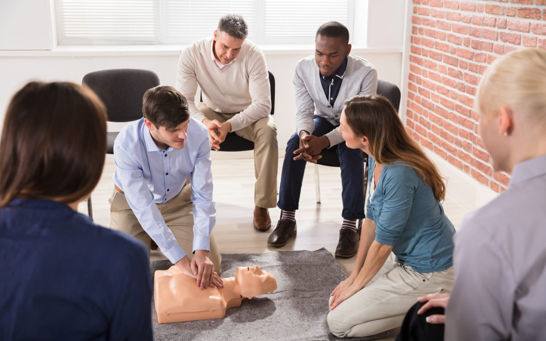 30 Per Cent Of UK Adults Not Confident In CPR Abilities
