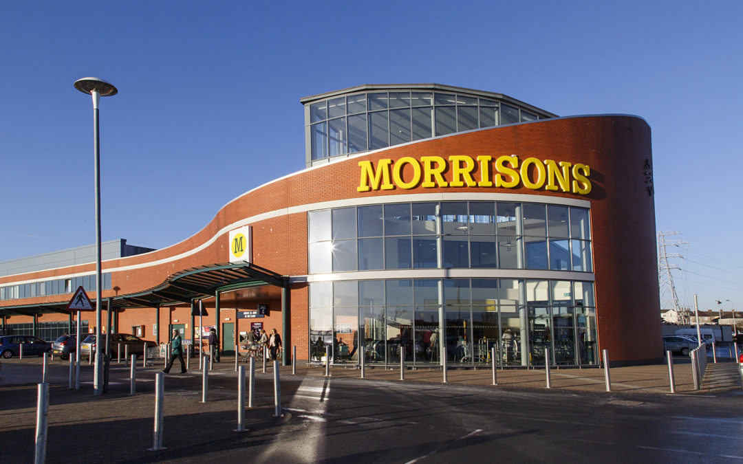 Morrisons Awarded Prize For Installing Defibrillators At Every Store